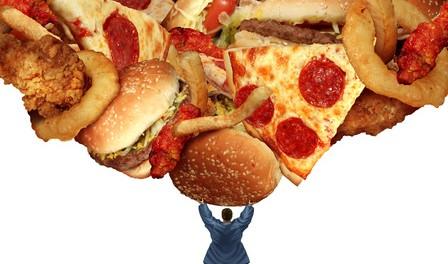 Ученые: жирная пища влияет на нашу психику