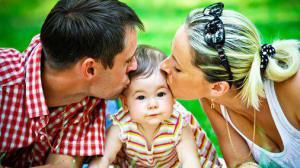 Психика детей страдает от ссор родителей