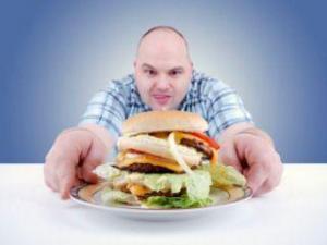 Причины депрессии в фаст-фуде