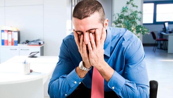 Стресс на работе и ваше здоровье