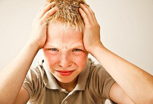Сотрясение мозга у ребенка: как выявить