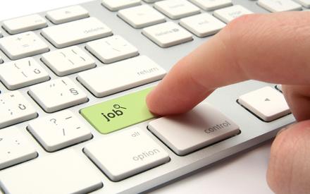 Поиск работы в интернете. С чего начать