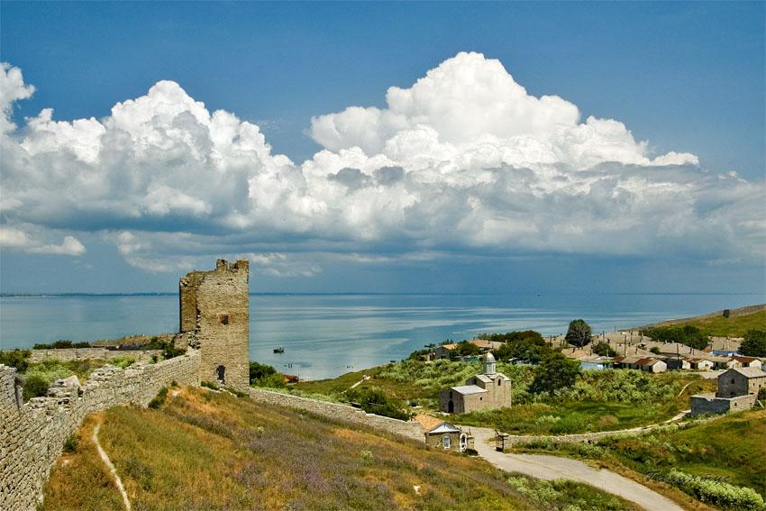 Еще раз о Крыме: Феодосия