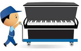 Перевозим пианино и другие вещи: практические советы