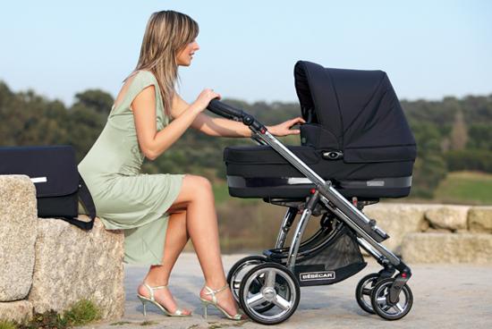 Купить детскую коляску в интернет магазине.