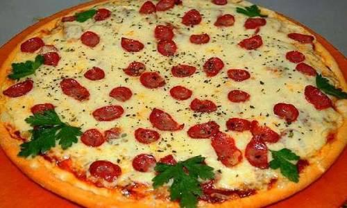 Правильное тесто для пиццы и для десертов