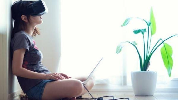 Виртуальная реальность лечит депрессию