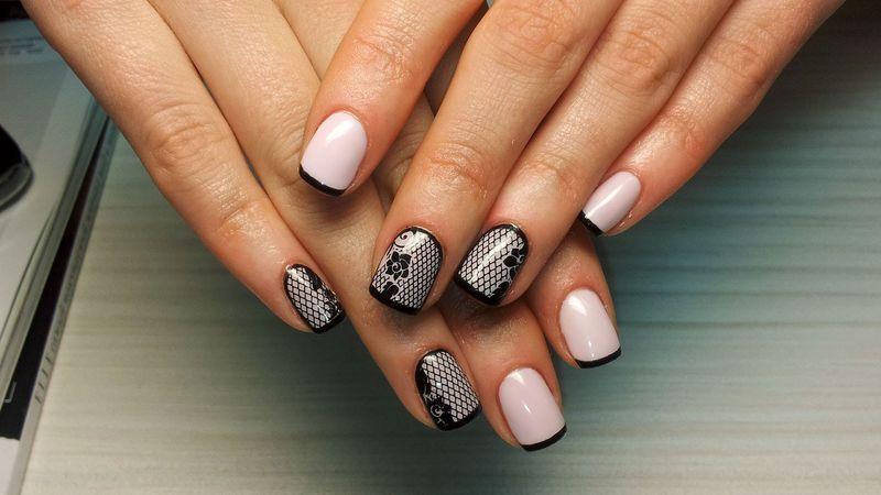Определение характера по лаку для ногтей