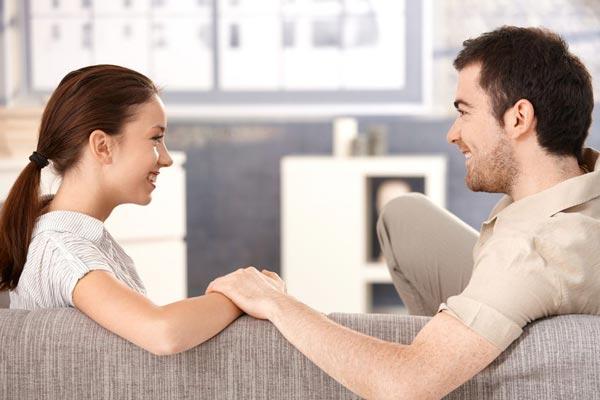 Как начать жить вместе?