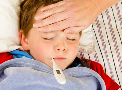 Сезонный грипп приводит к шизофрении