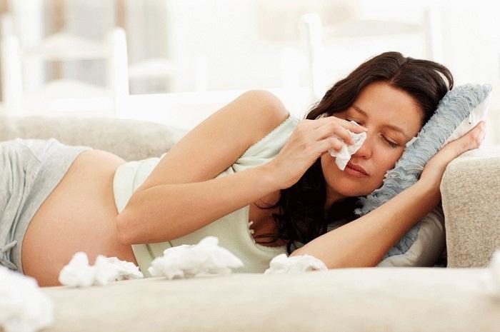 Депрессия у беременных. Как бороться.