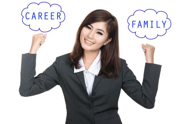 Семейная жизнь или карьера? Выбрать или совместить?