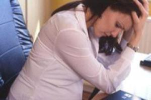 Стресс во время беременности повышает риск ожирения у ребенка