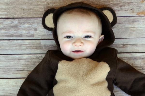 Своими руками костюм медвежонка