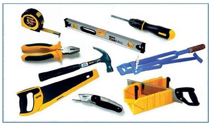 Инструментарий для строительных и технических формаций