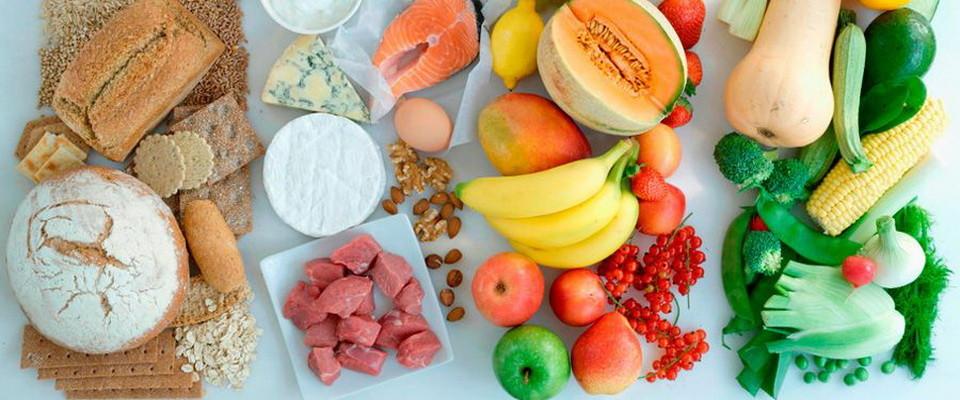 Похудение при помощи системы раздельного питания