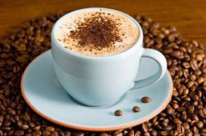 Запах кофе помогает побороть стресс