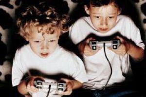 Видеоигры влияют на психику детей?