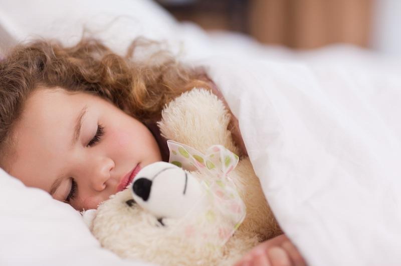 Каким должен быть матрас для ребёнка-аллергика?