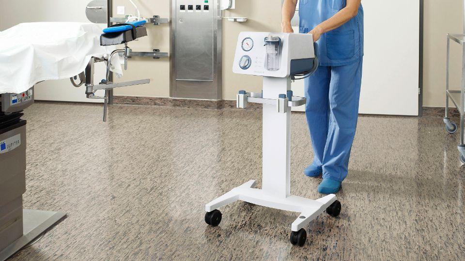 Важность использования хирургического аспиратора при проведении операции