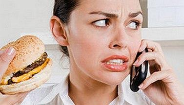 Здоровое питание во время стресса