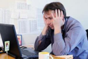 Стресс на работе может стать причиной серьезных заболеваний