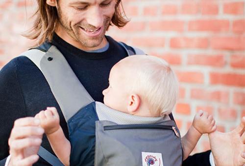 Особенности использования рюкзаков для переноски малышей