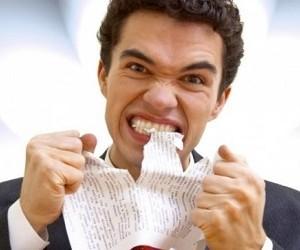 Стресс делает мужчин непривлекательными