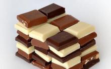 Чёрный шоколад действует как успокоительное