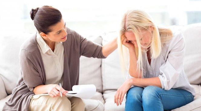 Специфическая психотерапия гораздо эффективнее при хронической депрессии