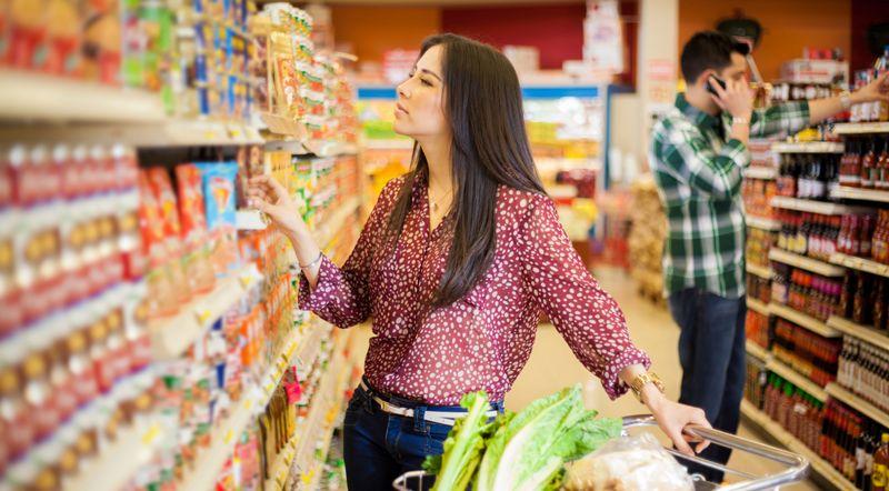 В правительстве предложили ввести маркировку полезности продуктов