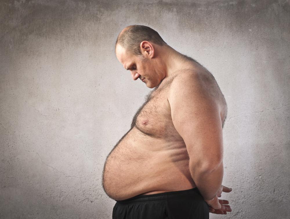 Полные мужчины менее склонны к депрессии, чем худые