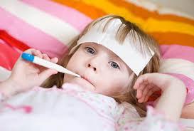 Как вылечить простуду у детей до года?