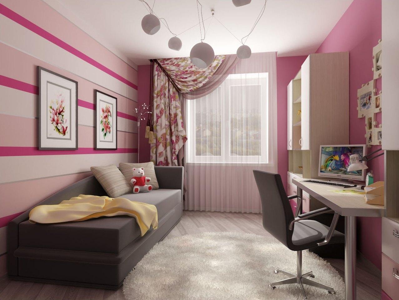 Детская комната: игра и практика