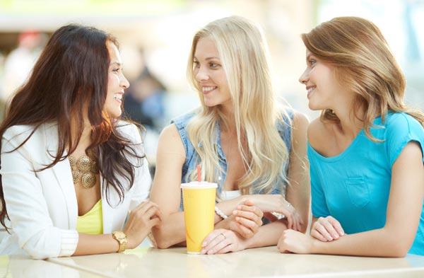 Бывает ли женская дружба?
