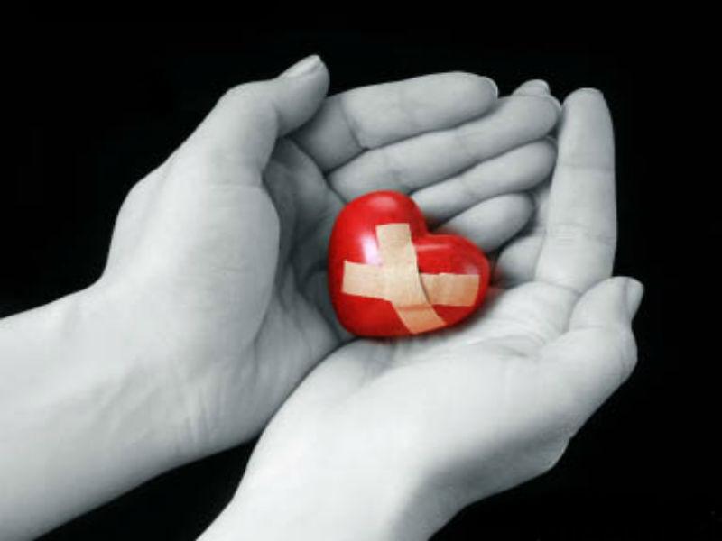 Разбитое сердце признано смертельно опасным диагнозом