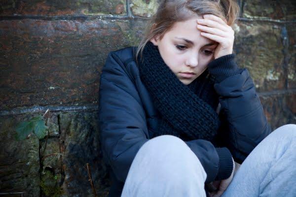 Подростки стесняются обращаться к медикам для лечения депрессии