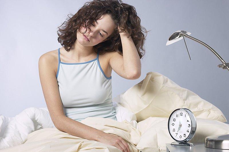 Недостаток сна может привести к хронической послеродовой депрессии