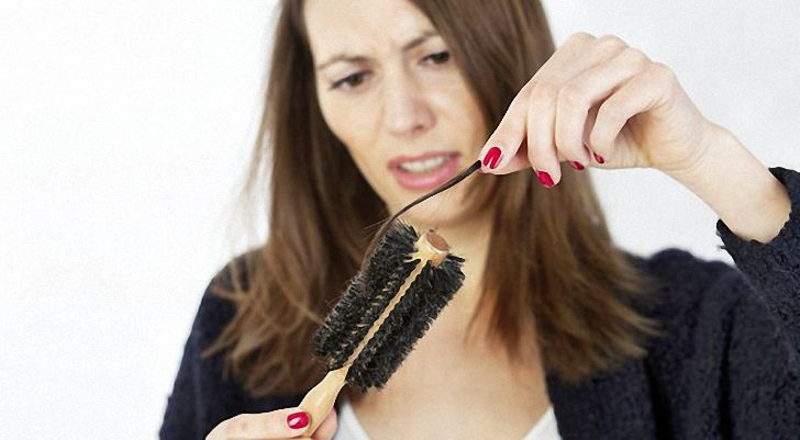 Лечение выпадения волос у себя дома