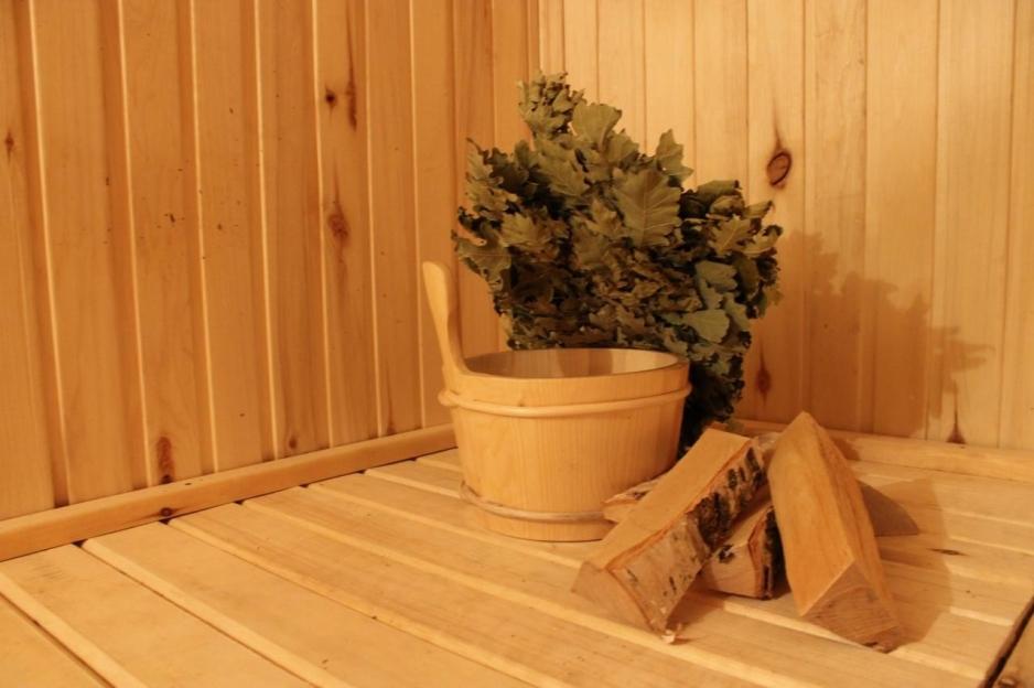 Польза русской бани на дровах
