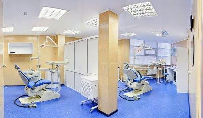 Особенности интерьера в современной стоматологической клинике