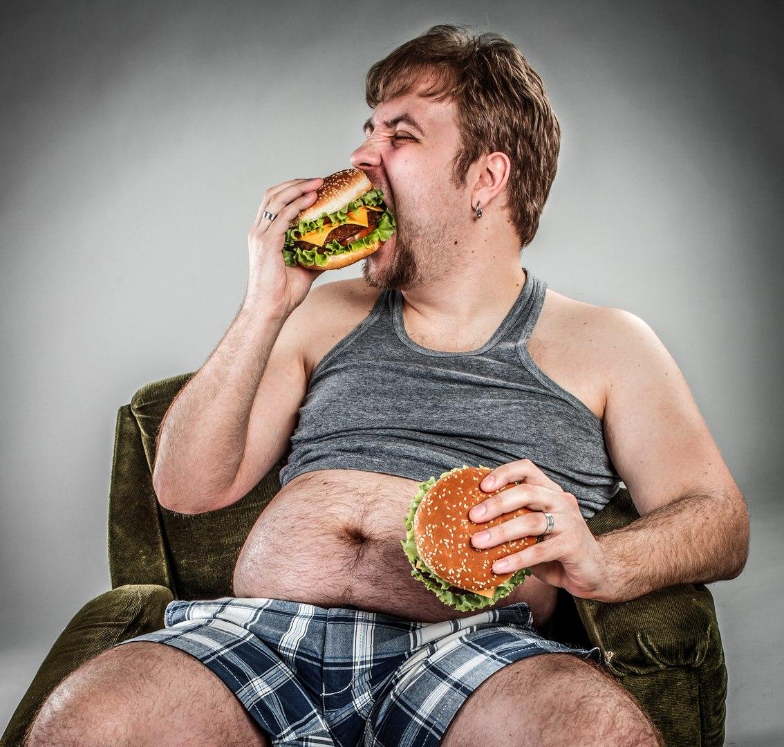 Толстые мужчины реже идут на самоубийство