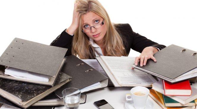 Германия лидирует по уровню стресса на рабочем месте