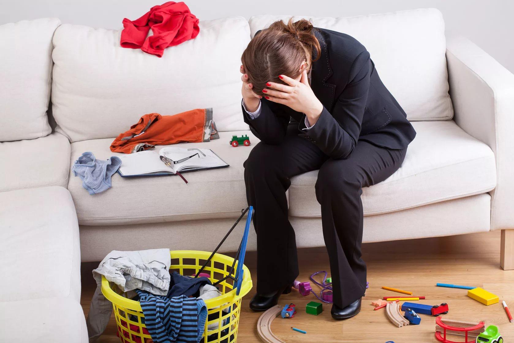 Стресс у родителей приводит к снижению иммунитета у детей