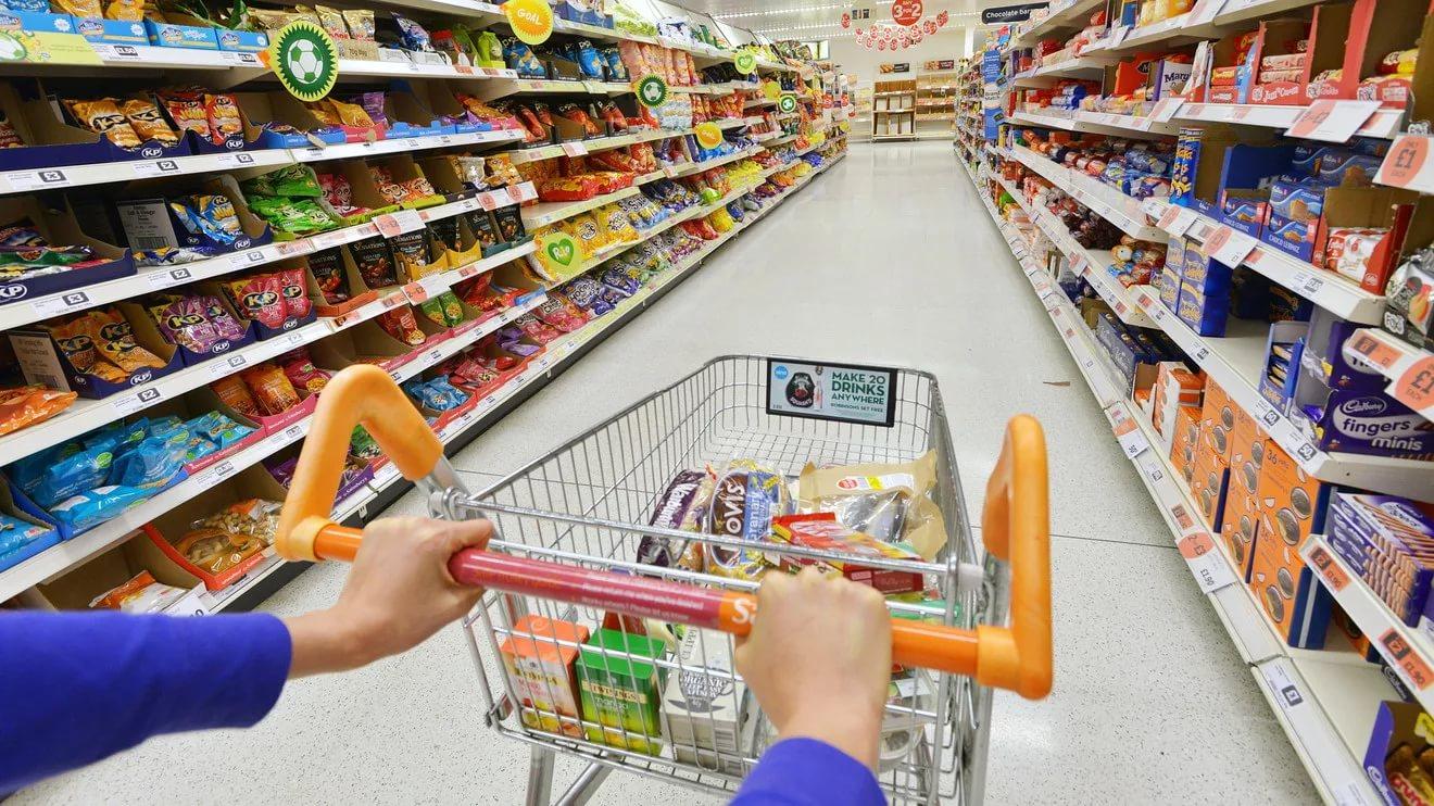 Супермаркеты вызывают стресс, утверждают ученые