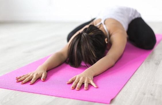 Йога помогает при депрессии