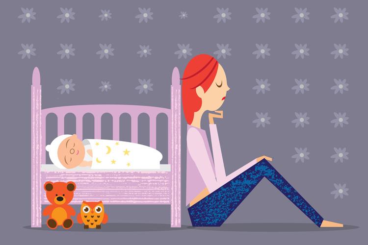Препарат от послеродовой депрессии прошел клинические испытания
