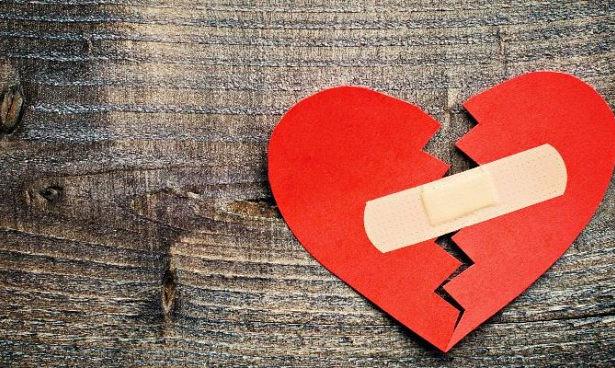 Разбитое сердце может никогда не восстановиться