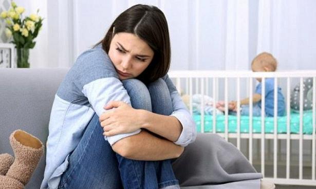 Обнаружена главная причина послеродовой депрессии
