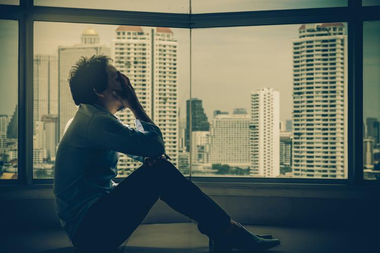 Воспаление в головном мозге может спровоцировать суицид
